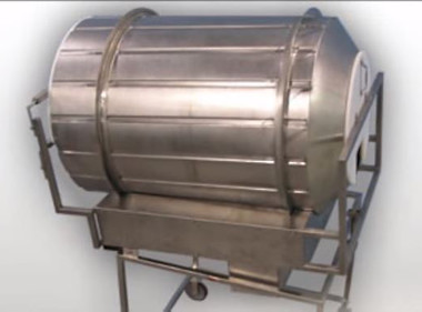 Oil and Dry Seasoning Equipment Video