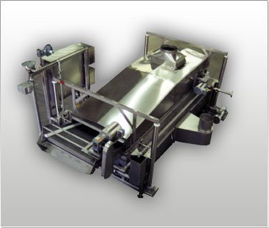 fryer for extruded food products