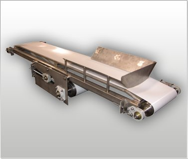trough center drive conveyor