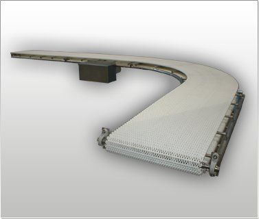 90 Degree Center Drive Conveyor