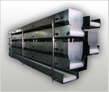 Multi-Tier Cooling Conveyor