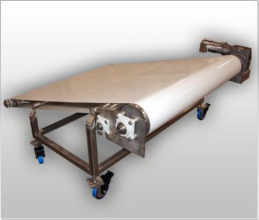 PVC & Urethane Belt Sheeter Conveyor