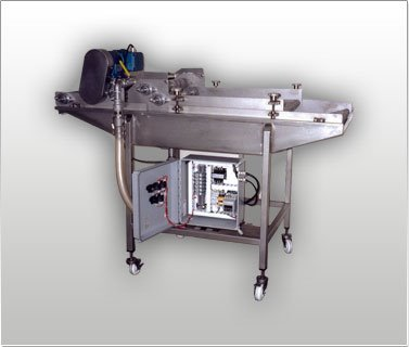 Batter Applicator Dicing Conveyor