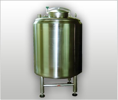 Sanitary Process Tanks