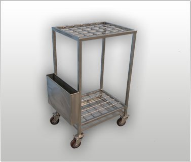 Sanitary Carts & Work Tables