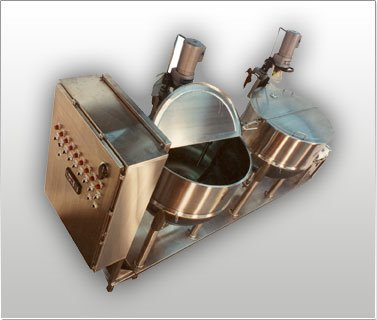 Mixing Use Tank Skid