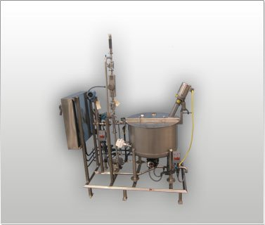 Slurry Mixing & Batching System