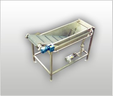 Submersion Conveyor with Recirculating Pump