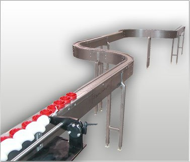 Table Top Puck Conveyor