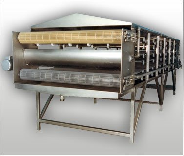 Three Tier Cooling and Proofing Conveyor