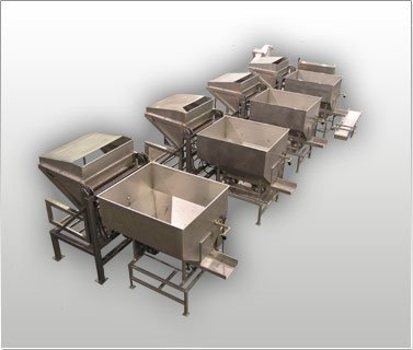 Tote Dump & Blending Systems