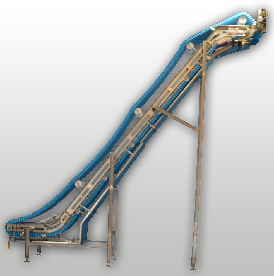 Lift and Speed Clean Conveyor Case Study