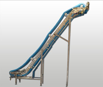 Lift & Speed Clean Conveyor System