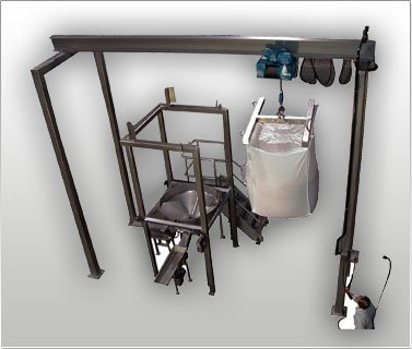 Bulk Bag Continuous Feeders
