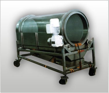 Chaff Removal Tumbler