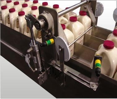 Dairy Packaging Conveyor