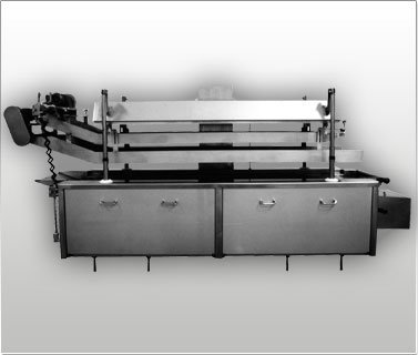 Continuous Fryer with Submerger Conveyor