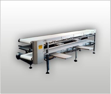 Ergonomic Packstations, Pack Off Conveyors
