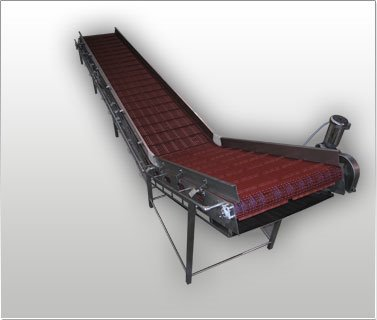 High Temperature Incline Conveyor