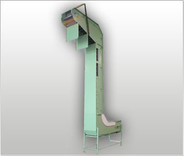 Process Incline Conveyor