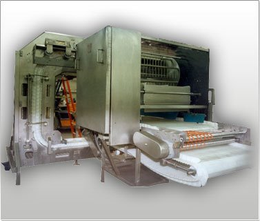 Ingredient Return C-Frame Conveyor