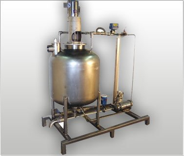 Slurry Batch Blending System